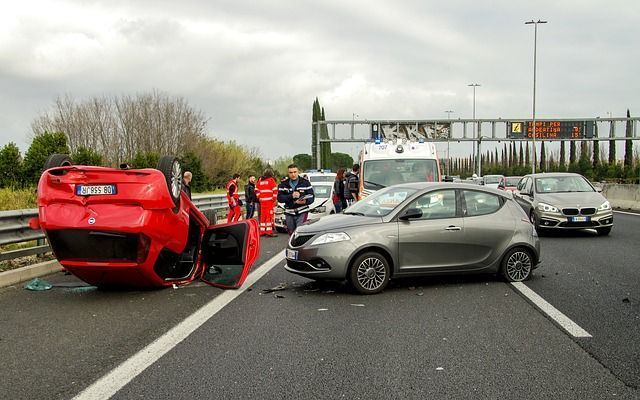 Seguros coche para accidentes